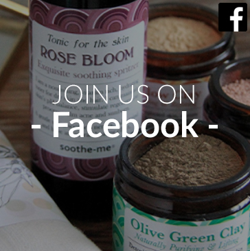 follow soothe-me on facebook
