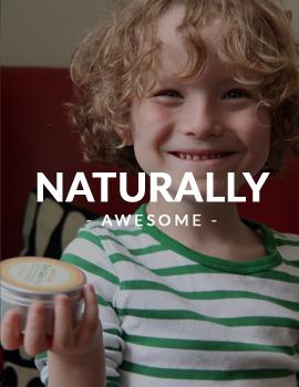 Naturally awesome skincare