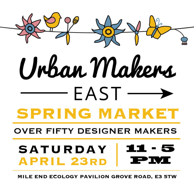 Urban Makers East Spring Market 2016
