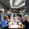 Face Mask and essential oils workshop at Spitalfields, Urban Makers