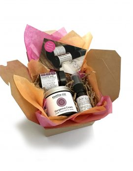 Gorgeous Vegan skincare gift box