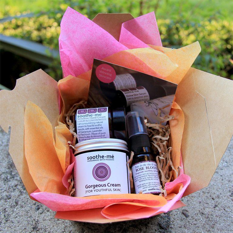 Gorgeous Skincare Gift Box - Vegan