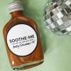 Natural body bronzer shimmer oil