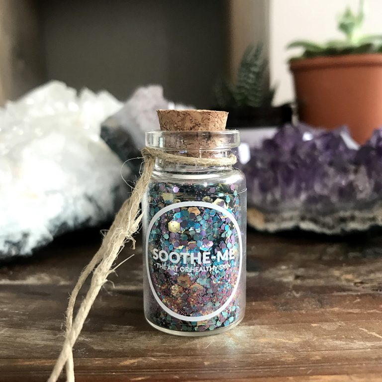 Galaxy Earth kind glitter by soothe-me