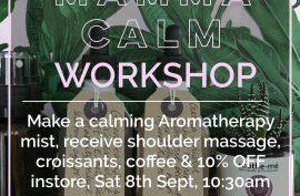 Mamma Calm Workshop, 61 Hackney Road