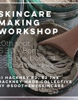 Skincare Making Workshop E3