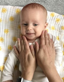 baby massage for colic, E3, E20, E2, E6, E9