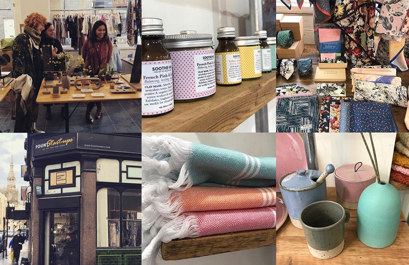 The Hackney Made Collective slow living store