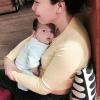 Calming baby massage online