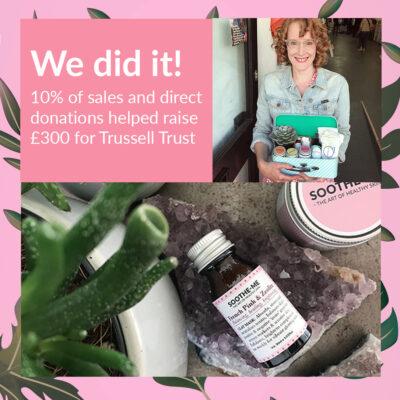 Trussell trust fund raiser