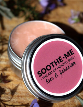 Rose Beauty Balm, vegan, cruelty free