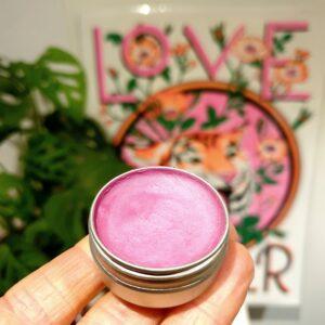DIY lip balm workshop with Knack