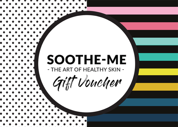 Soothe-me Skincare Gift Voucher